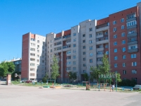 Novosibirsk, st Vertkovskaya, house 38. Apartment house
