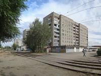 Novosibirsk, st Vertkovskaya, house 39/1. Apartment house