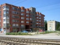 Новосибирск, улица Вертковская, дом 42. многоквартирный дом
