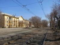 Novosibirsk, st Vertkovskaya, house 24. Apartment house