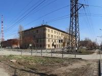 Новосибирск, улица Вертковская, дом 18. общежитие
