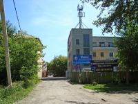 Новосибирск, Крашенинникова 1-й переулок, дом 7. офисное здание