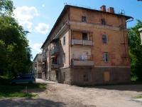 Novosibirsk, alley the 2nd Krasheninnikov, house 2. Apartment house