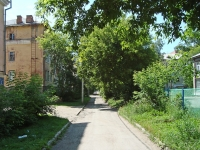 新西伯利亚市, the 2nd Krasheninnikov alley, 房屋 4. 公寓楼