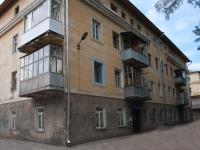 Novosibirsk, alley the 2nd Krasheninnikov, house 12. Apartment house