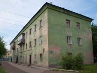 Novosibirsk, the 2nd Krasheninnikov alley, house 14. Apartment house