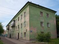 Novosibirsk, alley the 2nd Krasheninnikov, house 14. Apartment house
