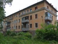 Novosibirsk, alley the 2nd Krasheninnikov, house 16. Apartment house