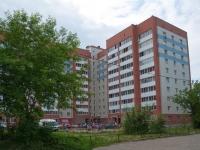 Новосибирск, улица Петропавловская, дом 5 с.1. многоквартирный дом