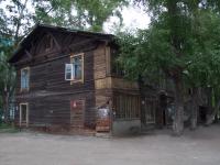 Новосибирск, улица Петропавловская, дом 10. многоквартирный дом