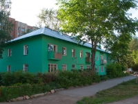 Novosibirsk, Petropavlovskaya st, house 19А. Apartment house