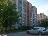 Новосибирск, улица Петропавловская, дом 19. многоквартирный дом