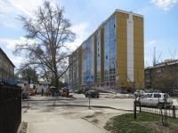 Новосибирск, улица Петропавловская, дом 2. многоквартирный дом