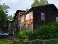 Новосибирск, Петропавловский 1-й переулок, дом 3. многоквартирный дом