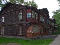 Новосибирск, Петропавловский 1-й переулок, дом 6. многоквартирный дом