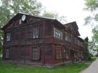 Новосибирск, Петропавловский 1-й переулок, дом 12. многоквартирный дом