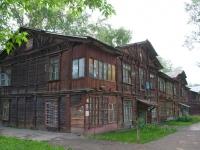Новосибирск, Петропавловский 1-й переулок, дом 14. многоквартирный дом