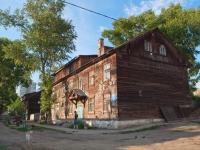 Новосибирск, Станиславского 2-й переулок, дом 17. многоквартирный дом