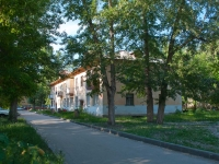 Novosibirsk, st Tikhvinskaya, house 8А. Apartment house
