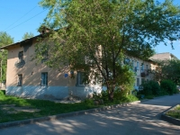 Novosibirsk, st Tikhvinskaya, house 10А. Apartment house