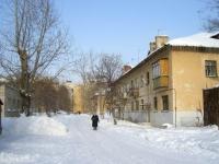 Novosibirsk, Tikhvinskaya st, house 10А. Apartment house