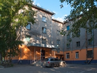 Новосибирск, улица Тихвинская, дом 12. общежитие