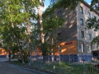Novosibirsk, Tikhvinskaya st, house 12. hostel