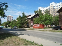 Novosibirsk, Tikhvinskaya st, house 13. Apartment house