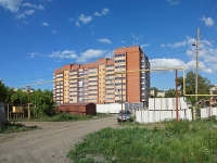 Novosibirsk, st Tikhvinskaya, house 14. Apartment house