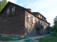 Novosibirsk, st Tikhvinskaya, house 15. Apartment house