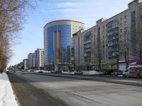 Novosibirsk, st Tikhvinskaya, house 1А. Apartment house