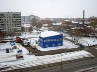 Новосибирск, улица Троллейная, дом 1/1. бытовой сервис (услуги)