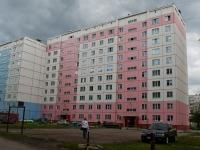 Новосибирск, улица Троллейная, дом 3/1. многоквартирный дом