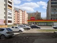 Новосибирск, улица Троллейная, дом 9/1. многоквартирный дом