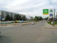 Новосибирск, улица Троллейная, дом 22. многоквартирный дом