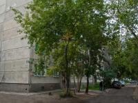 Новосибирск, улица Троллейная, дом 26. многоквартирный дом