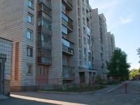 Novosibirsk, Trolleynaya st, house 37. Apartment house