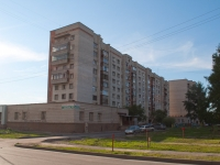 Novosibirsk, Trolleynaya st, house 39. Apartment house