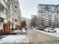 Novosibirsk, Trolleynaya st, house 130. Apartment house