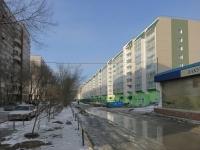 Новосибирск, улица Троллейная, дом 14. многоквартирный дом