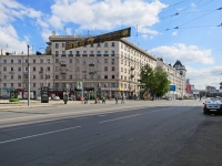 Novosibirsk, st Ordzhonikidze, house 21. Apartment house