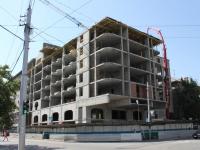 Novosibirsk, Ordzhonikidze st, house 29. building under construction