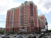 Novosibirsk, Ordzhonikidze st, house 30. Apartment house