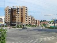 Новосибирск, улица Орджоникидзе, дом 32. жилищно-комунальная контора