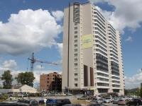 """Новосибирск, многоквартирный дом ЖК """"Родонит"""", улица Орджоникидзе, дом 47"""