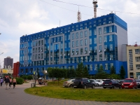 Novosibirsk, st Ordzhonikidze, house 18. office building