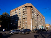 Novosibirsk, st Ordzhonikidze, house 33. Apartment house