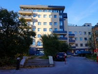 Novosibirsk, st Ordzhonikidze, house 37/1. Apartment house