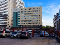 Novosibirsk, st Ordzhonikidze, house 38. office building