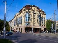 Новосибирск, улица Орджоникидзе, дом 31. гостиница (отель)